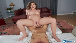 BaDoinkVR Maddy O'Reilly First Time Anal With You