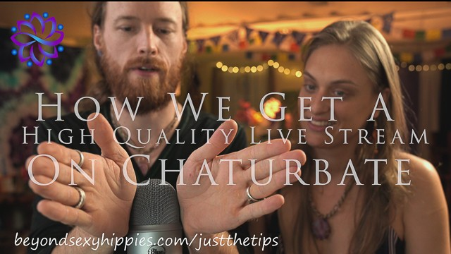 Highest quality adult disposable diaper - How we do a high quality video stream on chaturbate