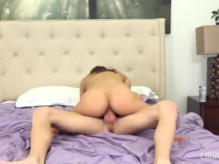 Teen Katy Rodriguez May Look Innocent But She Loves To Fuck