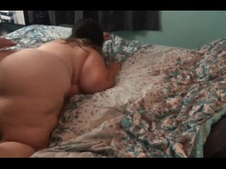 Hidden Camera Catches BBW Getting Fucked