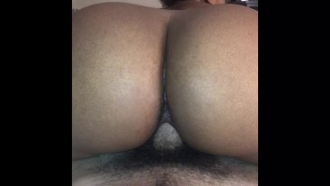 I rode that dick so good he almost nutted in me