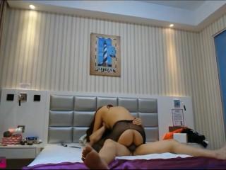 Chinese Couple Multiple Position Fucking