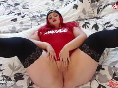 MyDirtyHobby - Taylor Burton dirty talks in german until you cum