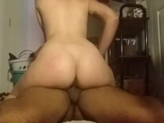 Beating that pussy in until I cum DEEP inside