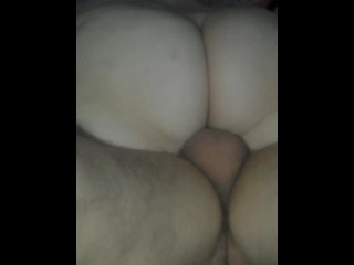 pawg wife ridding thick cock