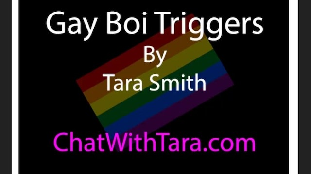 Pornstars named tara Gay boi triggers erotic audio by tara smith. sexy bi encouragement teasing