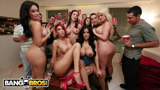 Amateur College Girl Party