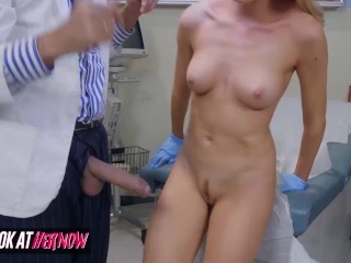 Look At Her Now – Skinny blonde Dentis Anny Aurora gets pounded