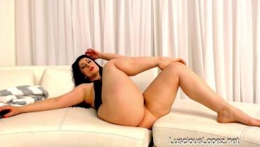 Luscious Lopez big legs