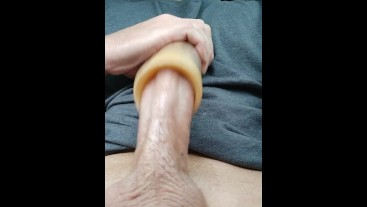 Most Powerful Orgasm I've Ever Had With Venus 2000 Sex Machine D.C. Dick