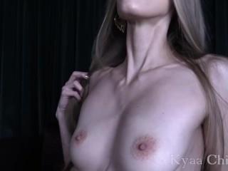 Perky Tit Worship Orgasm Encouragement Kyaa Chimera