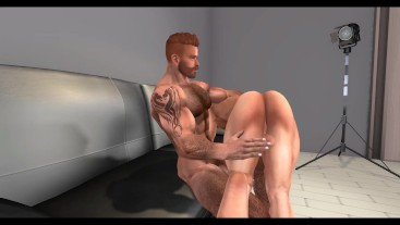 Casting Couch - Harry Heat