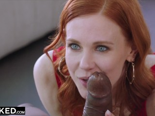 Escort Cup Size Blacked Maitland Ward Is Now Bbc Only, Big Dick Big Tits Blowjob
