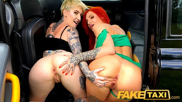 Filthy asian threesome Fake taxi and a pair of filthy sluts alexxa vice and pixie peach