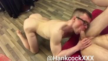 Henrik Sommer suck my cock
