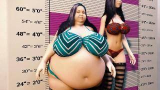 Do benign breast lumps grow