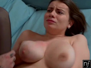 NF Busty – Cute Brunette With Perfect Curves And Big Tits S9:E2