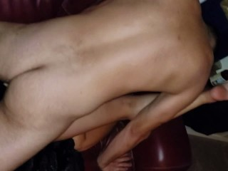 REAL hot WIFE 1st time ! Took home a STUD 4am AFTER PARTY double CREAMPIE