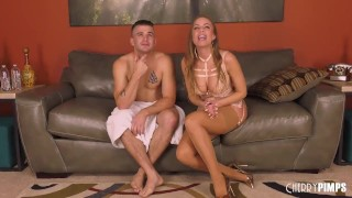 Big Tit Britney Amber Having A Fuck With Stiff Cock Of Nathan Bronson