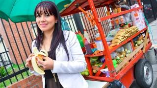 MAMACITAZ -Latina Amateur Juanita Chia Picked Up On Streets And Fucked Hard