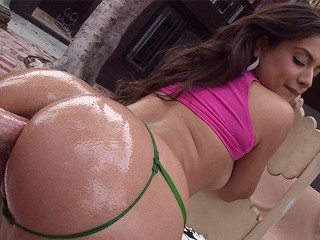 Pics And Video Of David Henrie Naked Bangbros - Anal For Jynx Maze, A Sexy Latina With Delicious Big