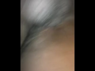 BBC hitting MILF'S Dripping Wet Pussy from the back Making them LEGS Shake