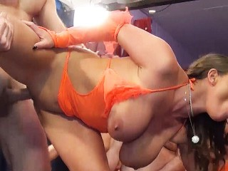 german swinger party with sexy susi Sexy Susi