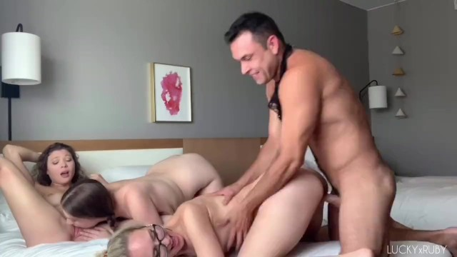 Actual amateur orgy swinger Amateur orgy with creampie - reverse gangbang - luckyxruby short
