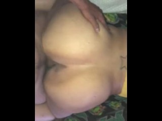 Latina Clapping Big Dick And Spreads...