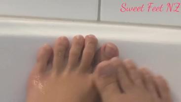Asmr Bubble Feet