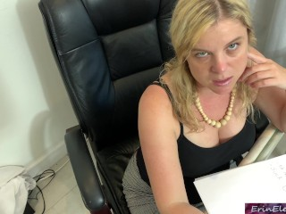She Doesnt Want To Be Fucked Porn Orally obsessed secretary sucks the boss