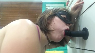 Sucking my Dildo for Daddy Preview Trailer