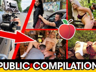 EPIC GERMAN PUBLIC FUCK DATE COMPILATION dates Andy-Star