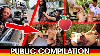 EPIC GERMAN PUBLIC FUCK DATE PILATION 2019 dates66