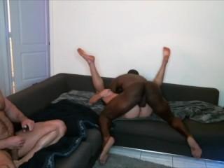 Bodybuilder interracial cuckold 3way justfor fans seanhardingxxx...