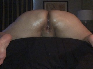 Anal and feet for over an hour straiotta love it