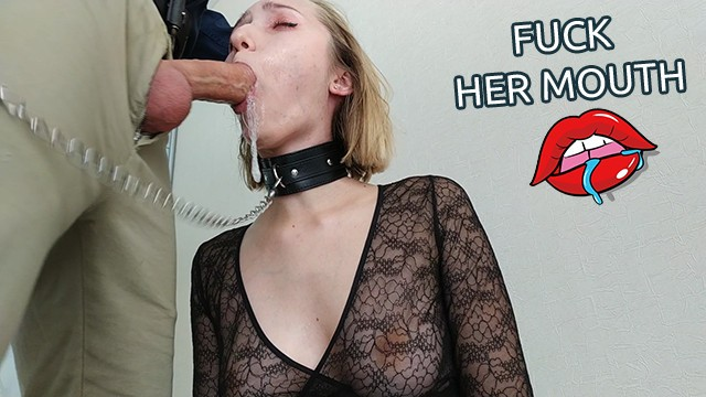 Escort definition all inclusive Manager orders escort blonde to fuck her mouth hard