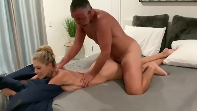Pregnant milf fucked and anal