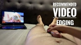 Hot squirming pleasure [12:40] and post orgasm torture. Playing cockhero