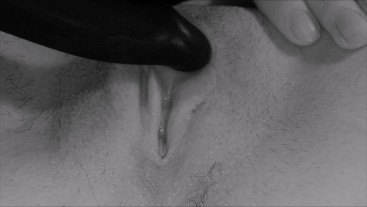 Nice Masturbation with double penetration ending