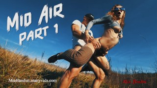 """CARRY ME"" – A MID AIR FUCKING AKA ""THE BODY BUILDER"" PILATION – PART 1"