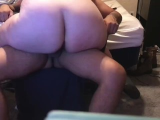 Big Fat Booty Putting In Work