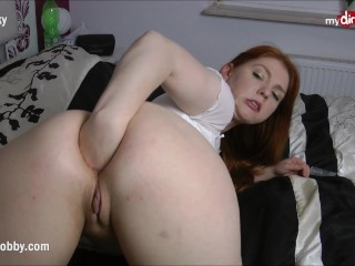 MyDirtyHobby – Little Nicky hot solo anal fisting