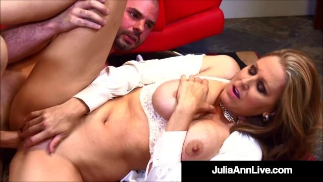 Busted teacher julia ann fucks with a student Big Titty Teacher Julia Ann Sucks Fucks Her Hard Student Pornhub Com
