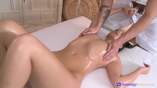 SexyHub - Nata gets horny for the masseuse big dick
