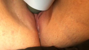 My squirting pussy
