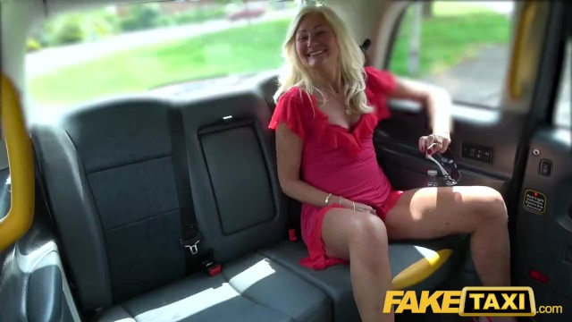 Vintage truck cab - Fake taxi mature british ellens juicy pussy fucked in cab