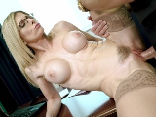 Cory Chase in Retro MILF Job Interview