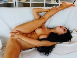 Atlanta Moreno pussy play with a butt plug at Babestation Atlanta Moreno