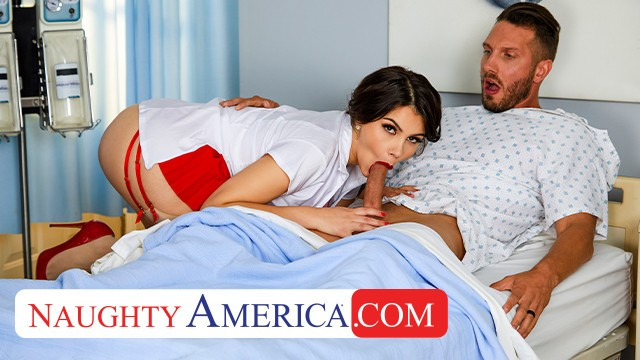 Fnd pictures of a doctor having sex with a patient - Naughty america - nurse valentina takes extra care of her patient